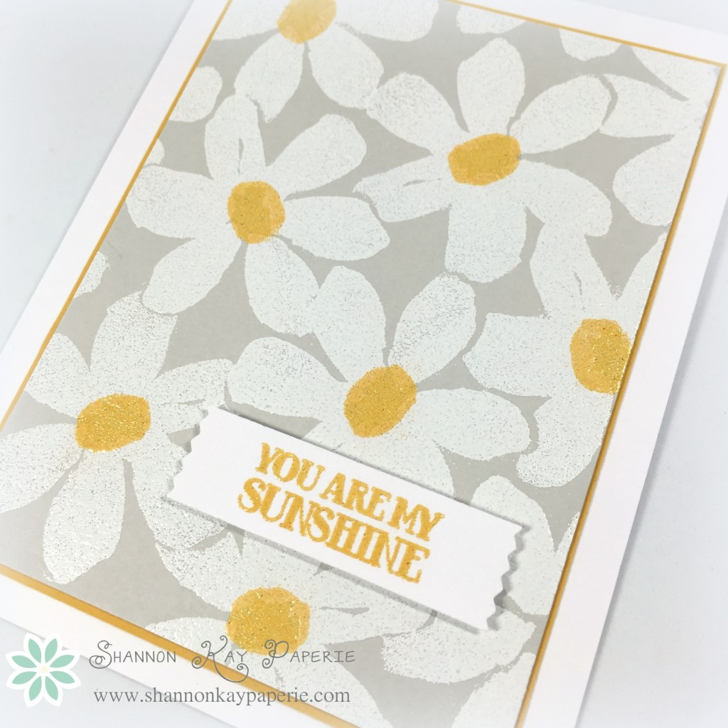 You Are My Sunshine - Card Concept 38a