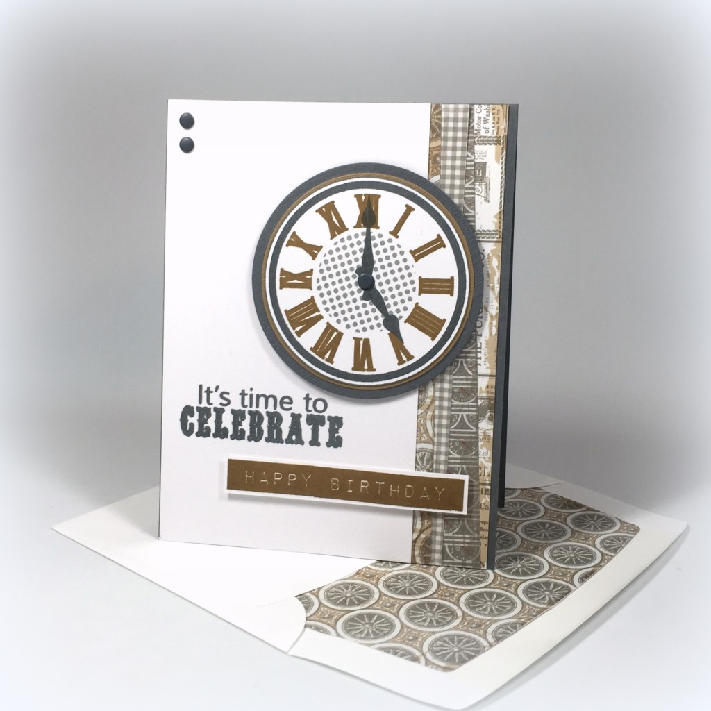 Time to Celebrate - Sunday Stamps 111