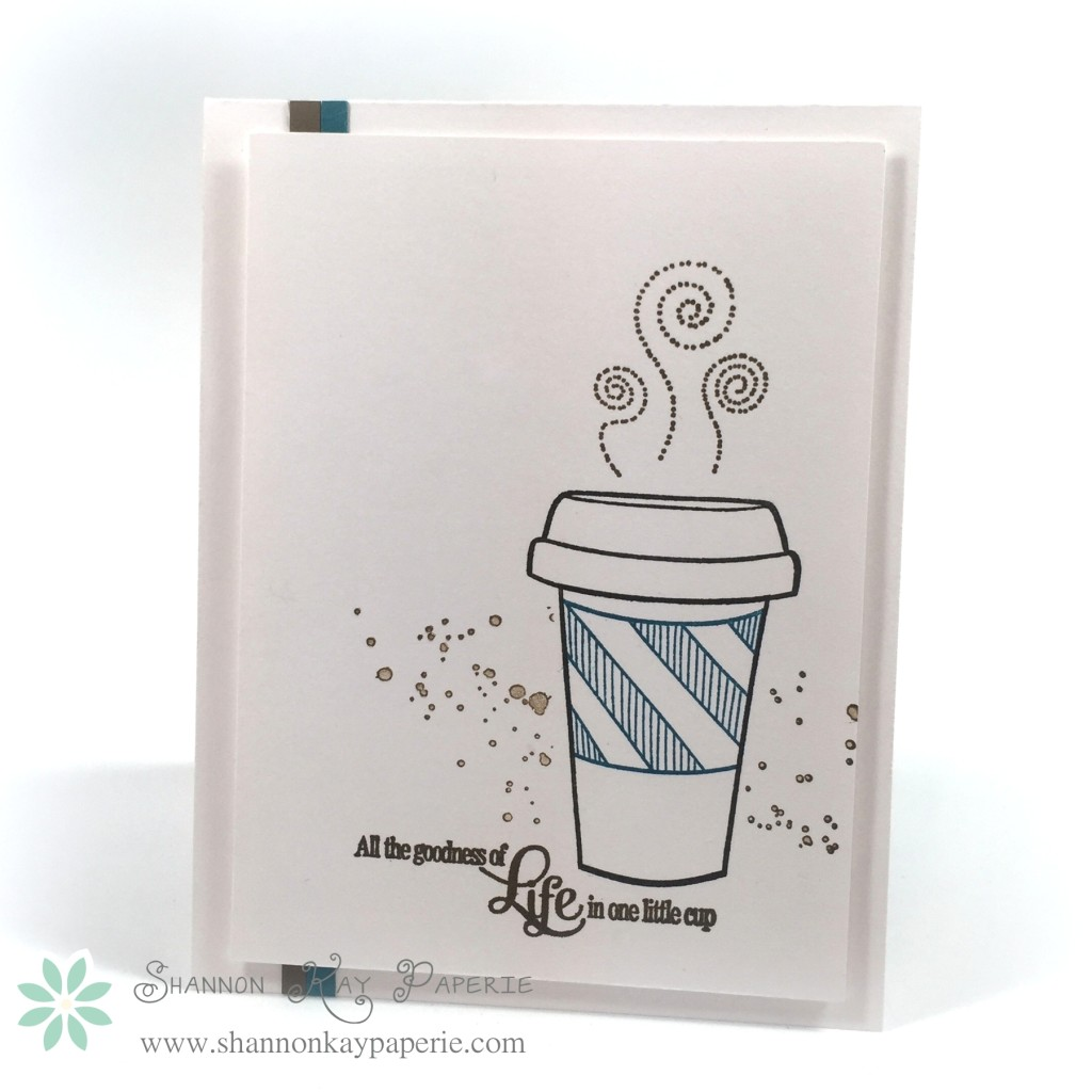 Coffee & Friends - Sunday Stamps 113