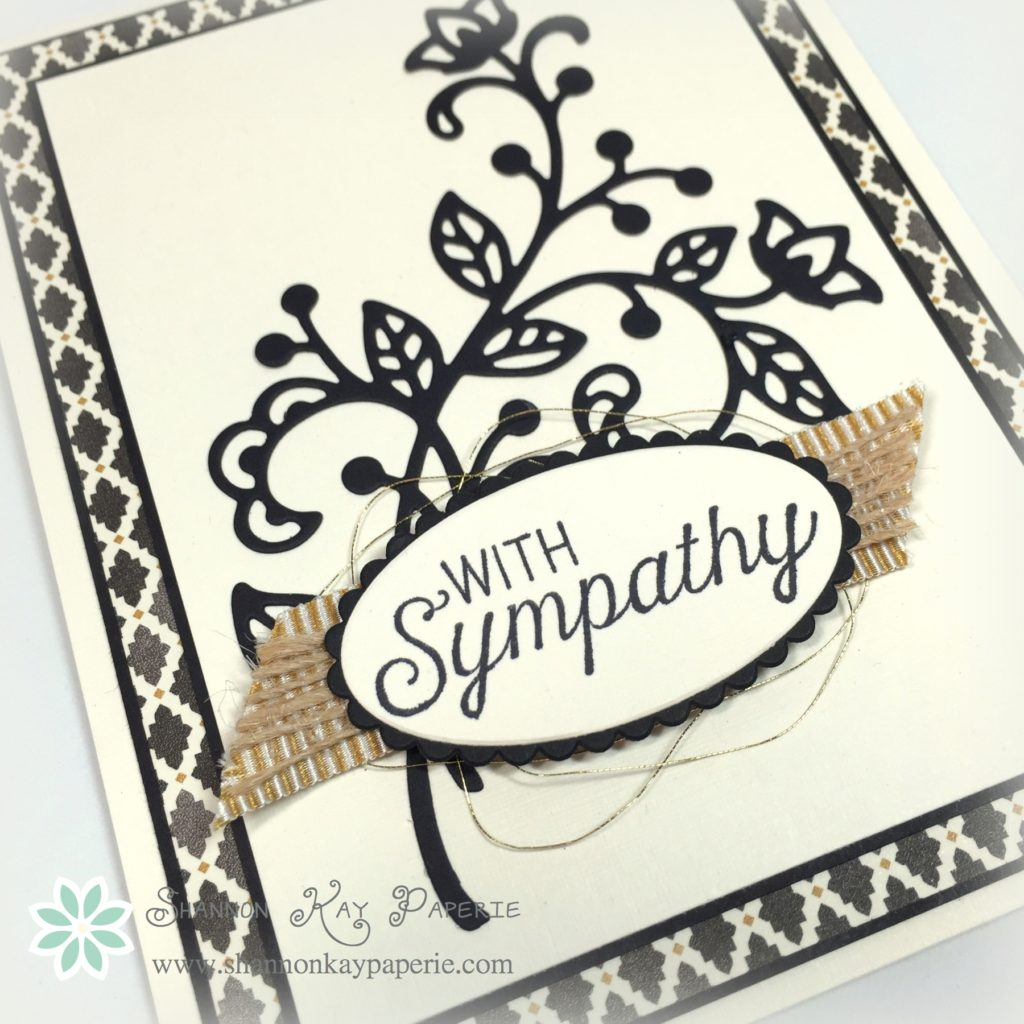 Sympathy with a Flourish - Freshly Made Sketches 242