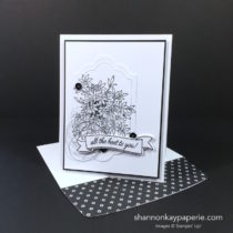 Stampin Up Awesomely Artistic Card Ideas - Shannon Jaramillo Stampinup