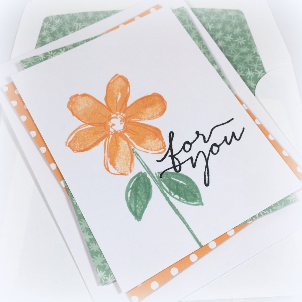 Stampin Up Garden in Bloom Just Because Cards Ideas - Shannon Jaramillo Stampinup
