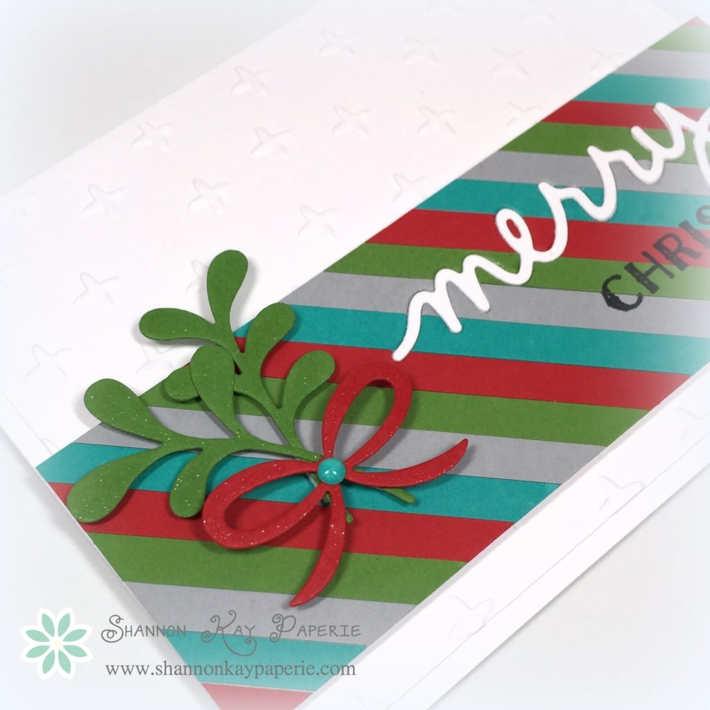 Stampin Up Modern Christmas Card Ideas 3- Shannon Jaramillo Stampinup