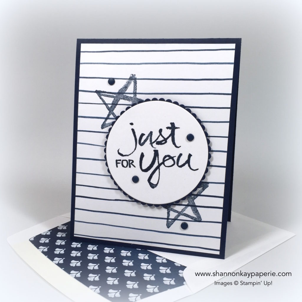 Stampin Up Watercolor Words Everyday Card Ideas - Shannon Jaramillo Stampinup