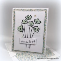 Bloomin' Buttercups Card Idea - Shannon Jaramillo