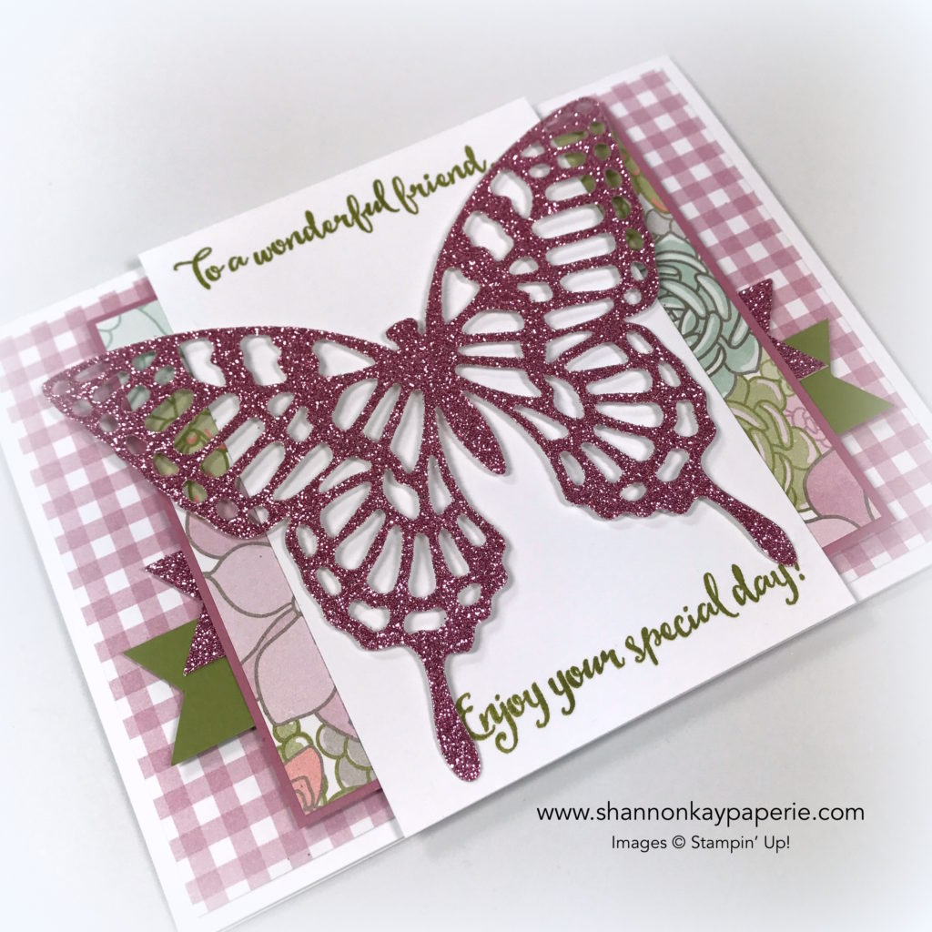 For A Wonderful Friend Birthdays Card Ideas - Shannon Jaramillo Stampin Up