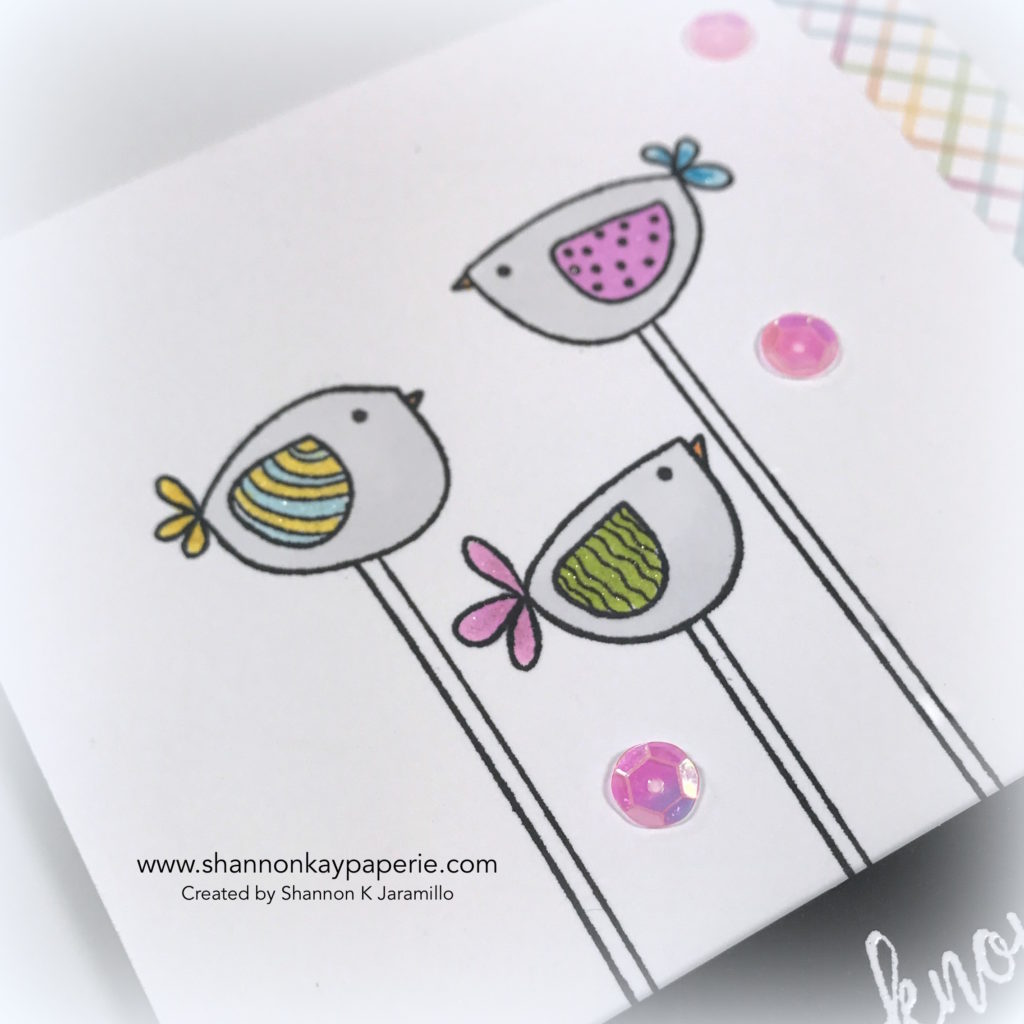 Foratweetfriend cards idea - shannon jaramillo shannonkaypaperie