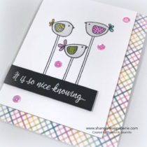 Foratweetfriend cards ideas - shannon jaramillo shannonkaypaperie
