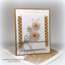 Sweetly Sentimental Card Ideas - Shannon Jaramillo Stampin Up