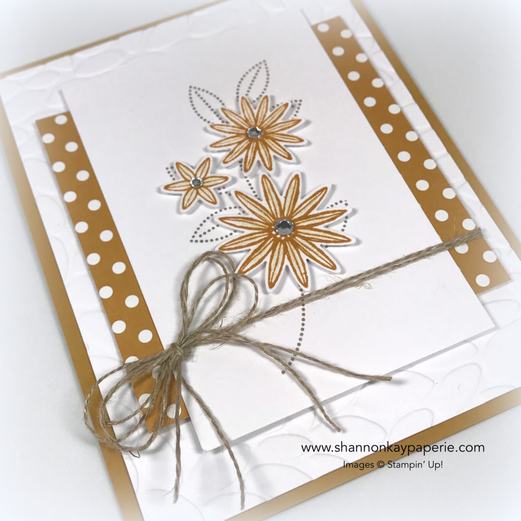 Sweetly Sentimental Cards Ideas - Shannon Jaramillo Stampin Up