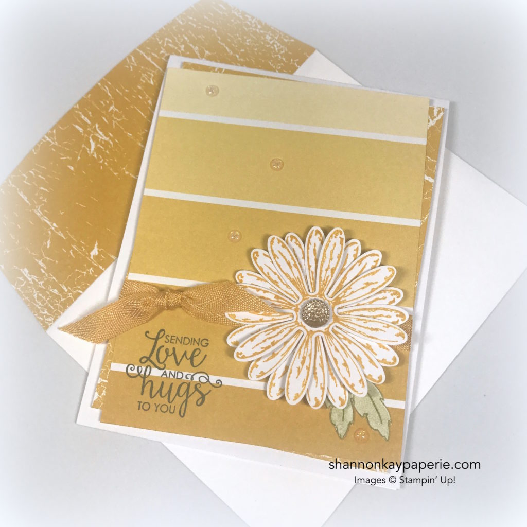Introducing Daisy Delight Card Idea - Shannon Jaramillo Stampin Up