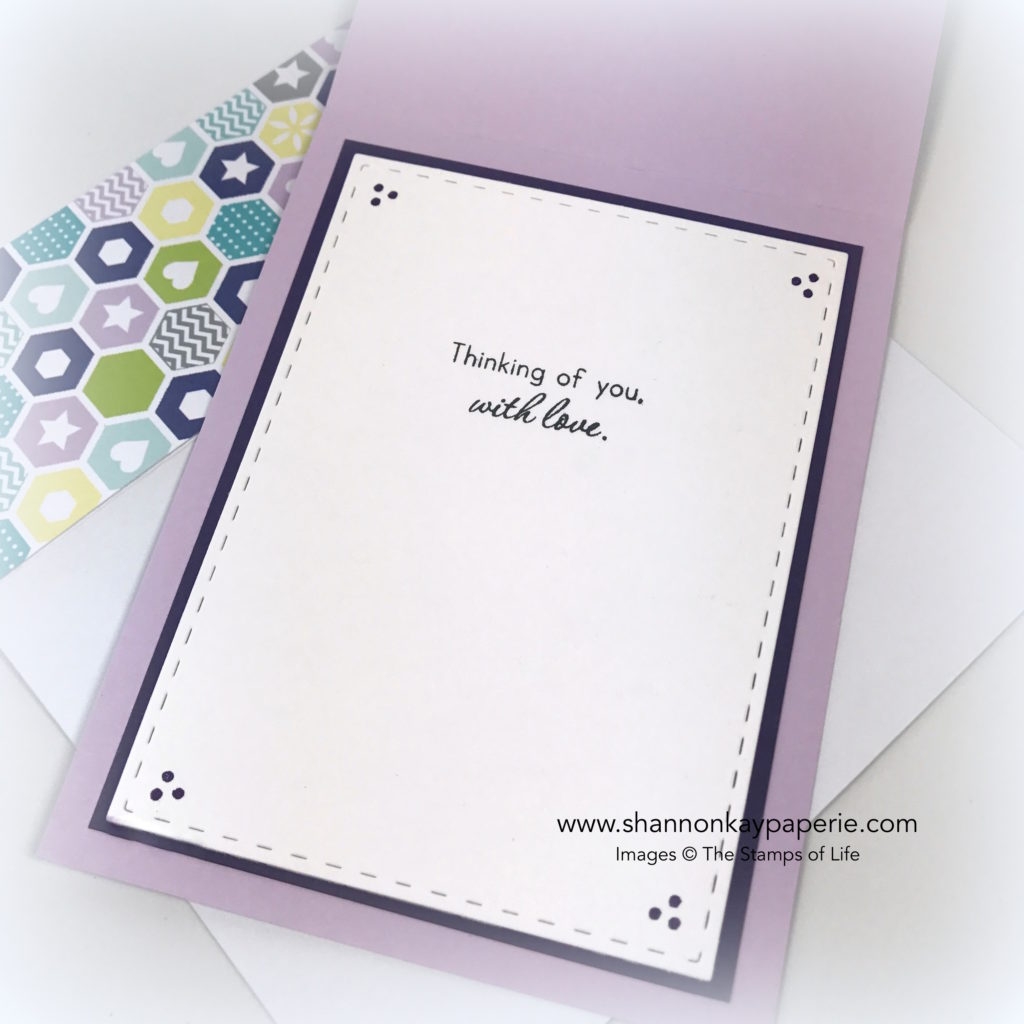 You Are So Special Cards Idea - Shannon Jaramillo The Stamps of Life