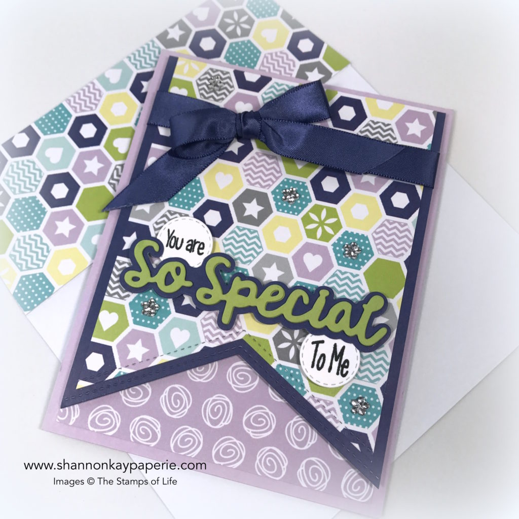 You Are So Special Cards Ideas - Shannon Jaramillo The Stamps of Life