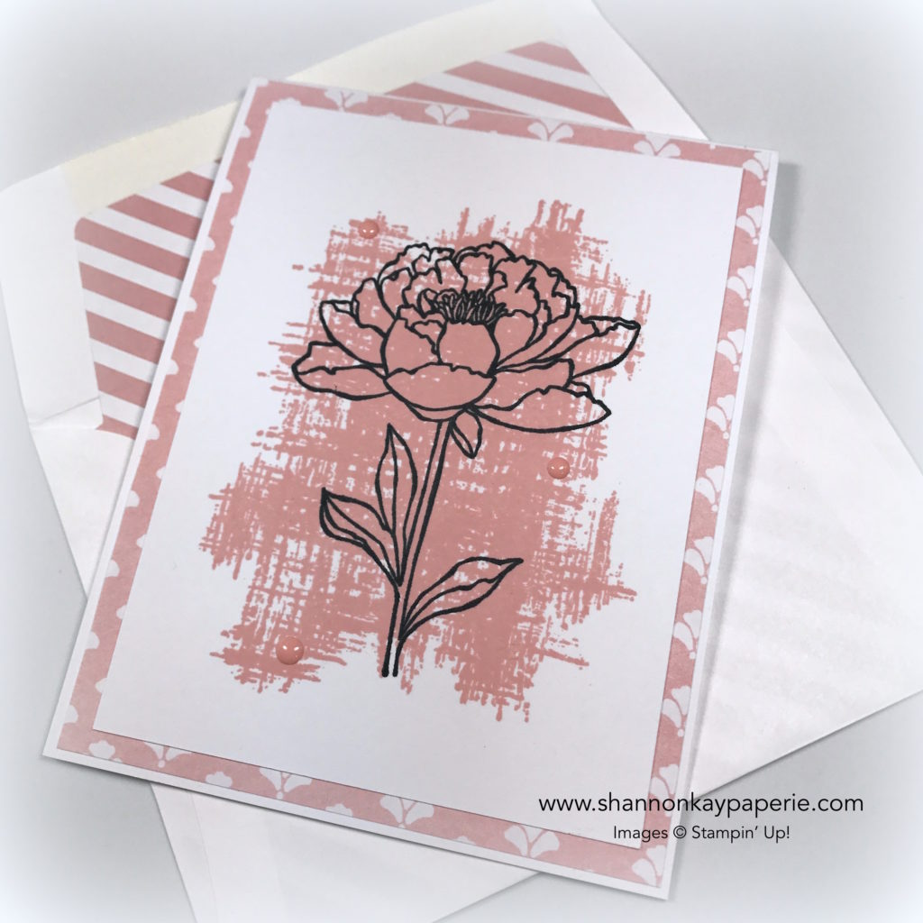 You've Got This Thinking of You Card Ideas - Shannon Jaramillo Stampin Up