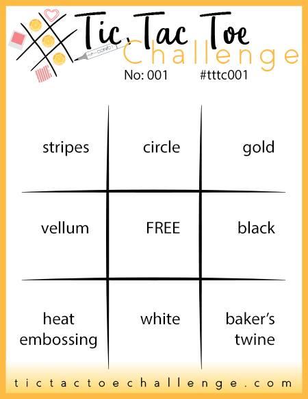 Tic Tac Toe Challenge Board 1