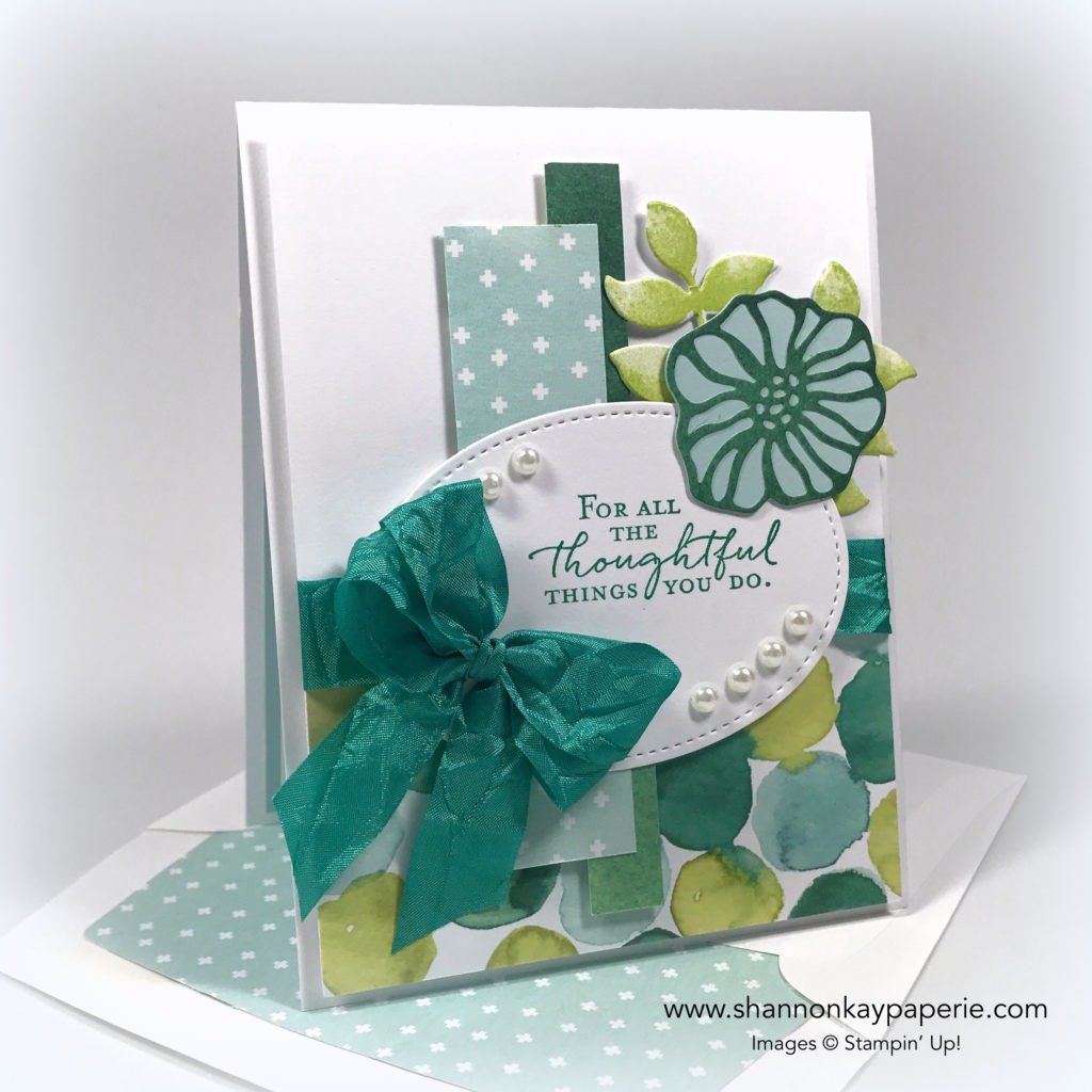 Stampin-Up-Oh So Eclectic-Thank-You-Card-Idea-Shannon-Jaramillo-stampinup