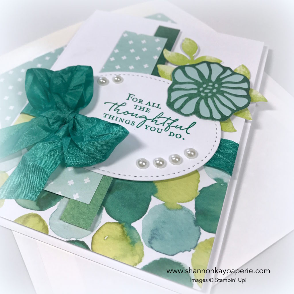 Stampin-Up-Oh So Eclectic-Thank-You-Cards-Idea-Shannon-Jaramillo-stampinup